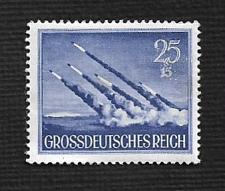 Buy German Hinged Scott #B268 Catalog Value $.70