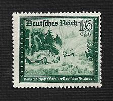 Buy German Hinged Scott #B275 Catalog Value $.25