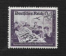 Buy German Hinged Scott #B277 Catalog Value $.25