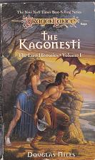 Buy The Kagonesti (Lost Histories) by Douglas Niles 1995 Paperback Book - Very Good