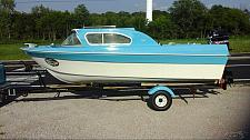 Buy 1962 Crownline Cabin Crusier