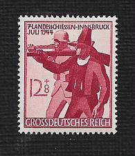 Buy German Hinged Scott #B279 Catalog Value $.25