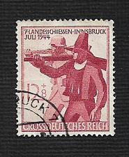 Buy German Used Scott #B279 Catalog Value $.85