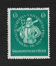 Buy German Hinged Scott #B280 Catalog Value $.25