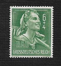 Buy German Hinged Scott #B281 Catalog Value $.25