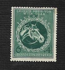 Buy German Hinged Scott #B284 Catalog Value $.25