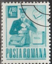 Buy [RO2282] Romania Sc. no. 2282 (1971) CTO