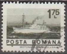 Buy [RO2464] Romania: Sc. no. 2464 (1974) CTO