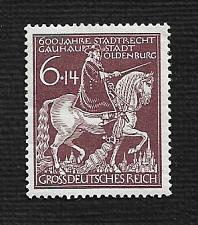 Buy German Hinged Scott #B290 Catalog Value $.25