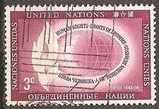 Buy [UN0047] UN NY: Sc. no. 47 (1956) Used