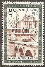Buy [UN0078] UN NY: Sc. no. 78 (1960) Used