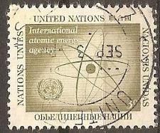 Buy [UN0059] UN NY: Sc. no. 59 (1958) Used