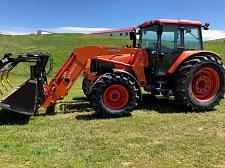 Buy 2012 Kubota M-126 Tractor