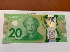 Buy Canada 20 dollars polymer uncirc. banknote 2015