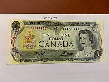 Buy Canada one dollar uncirc. banknote 1973 #7