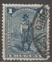 Buy [UR0109] Uruguay: Sc. No. 109 (1895-1899) Used