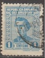 Buy [UR00506] Uruguay: Sc. No. 506 (1940-1944) Used