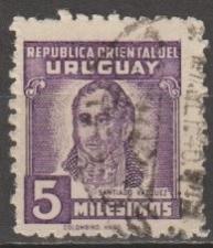 Buy [UR00538] Uruguay: Sc. No. 538 (1946) Used