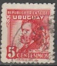 Buy [UR00542] Uruguay: Sc. No. 542 (1945-1947) Used