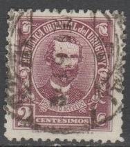 Buy [UR00540] Uruguay: Sc. No. 540 (1945-1947) Used
