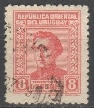 Buy [UR0573] Uruguay: Sc. No. 573 (1949) Used