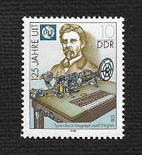 Buy German DDR Hinged Scott #2820 Catalog Value $.25