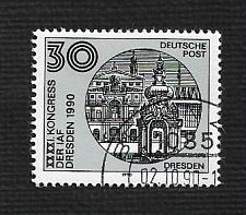 Buy German DDR Used Scott #2849 Catalog Value $.25