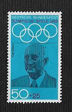 Buy German MNH Scott #B437 Catalog Value $1.00