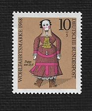 Buy German MNH Scott #B438 Catalog Value $.25