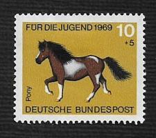 Buy Germany Hinged Scott #B442 Catalog Value $.25