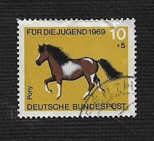 Buy German Used Scott #B442 Catalog Value $.40