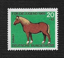 Buy Germany Hinged Scott #B443 Catalog Value $.25