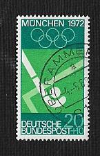 Buy German Used Scott #B447 Catalog Value $.55