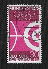 Buy German Used Scott #B448 Catalog Value $.65