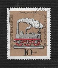 Buy German Used Scott #B450 Catalog Value $.25