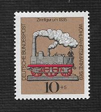 Buy Germany Hinged Scott #B450 Catalog Value $.25