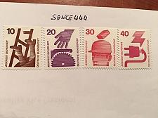 Buy Germany Preventing accidents imperf. top mnh 1974 stamps