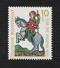 Buy German MNH Scott #B455 Catalog Value $.35