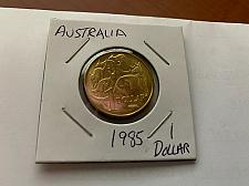 Buy Australia One dollar uncirc. coin 1985