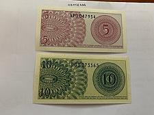 Buy Indonesia lot of 2 uncirc. banknotes 1964 #2