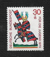 Buy German MNH Scott #B457 Catalog Value $.65