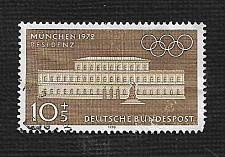Buy German Used Scott #B459 Catalog Value $.35