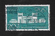 Buy German Used Scott #B460 Catalog Value $.35