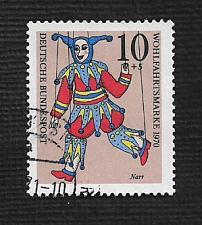 Buy German Used Scott #B463 Catalog Value $.25
