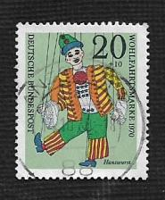 Buy German Used Scott #B464 Catalog Value $.30
