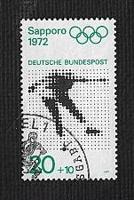 Buy German Used Scott #B473 Catalog Value $.40