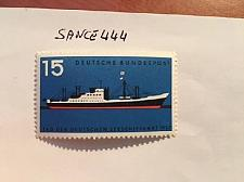 Buy Germany Navy day mnh 1957 stamps