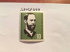 Buy Germany H. Hertz physicist 1957 mnh stamps