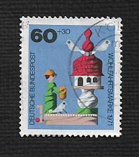 Buy German Used Scott #B479 Catalog Value $1.05