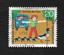 Buy German Used Scott #B481 Catalog Value $.40